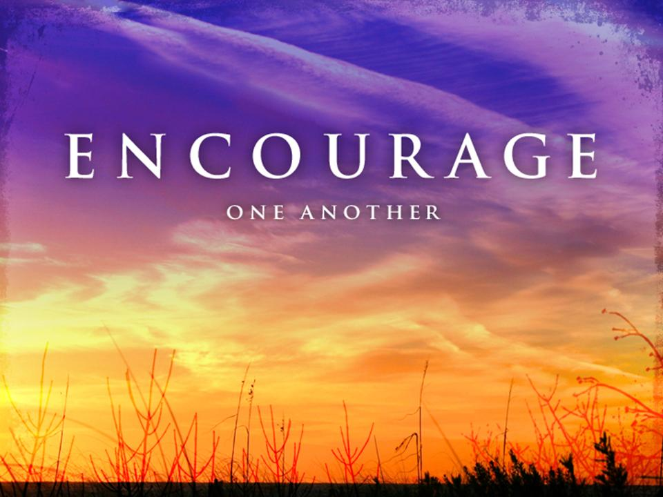 Encourage-sunset